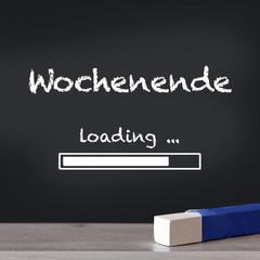 wochenende loading