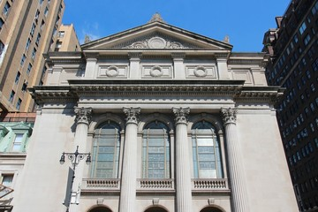 Synagogue in New York