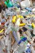 Pollution par les plastiques sur les plages - 76164602