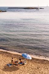 Gallipoli, Italia, Spiaggia