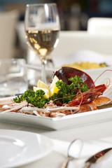 Shellfish Dish