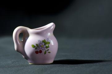 mini ceramic jug