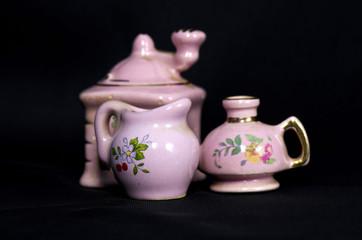 mini ceramic decoration