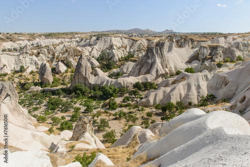 Deurstickers Cappadocia 12