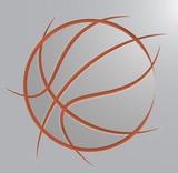 Fototapety basketball ball