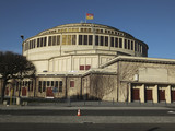 Hala Stulecia (Centennial Hall) also known as Hala Ludowa (Peopl