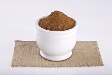 peperoncino naturale in polvere