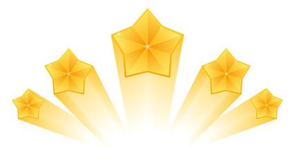 Золотые звезды