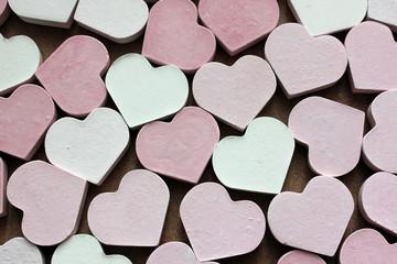 renkli kalpler