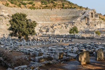 Turchia, Efeso tempio 2