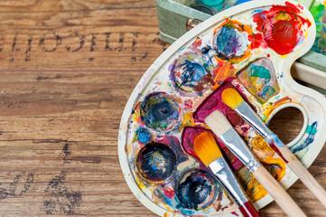 painting pan