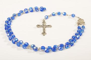 Religion symbol rosary fro prayers