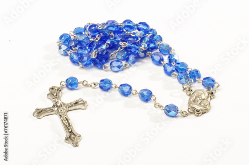 Dominican rosary isolated - 76174871