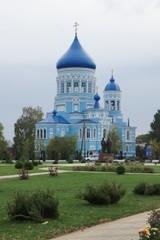 Храм Покрова Пресвятой Богородицы станицы Каневской
