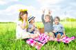 Leinwanddruck Bild - kindergarten