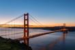 Golden Gate Bridge at Dawn - 76177679