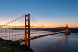 Golden Gate Bridge at Dawn - 76177679