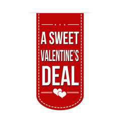 A sweet Valentines deal banner