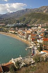 Rafailovici. Montenegro