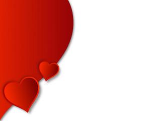 Valentine's Day Message Space