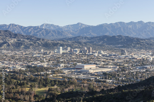 Glendale California Mountain View