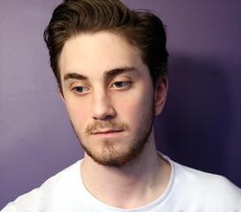 bearded youth