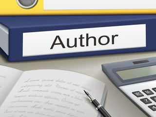 author binders