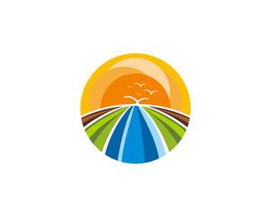 Sun Logo 4