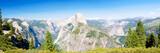 Yosemite National Park panoramic view - 76187003