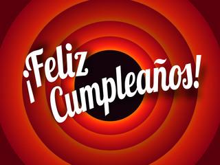 Feliz cumpleaños !