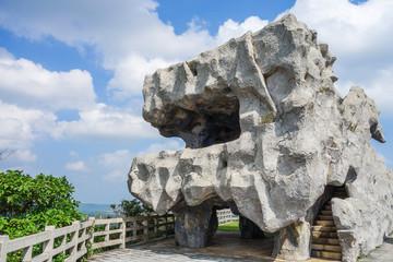 沖縄県 石垣島 南の島の展望台