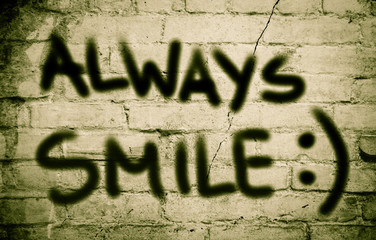 Always Smile Concept