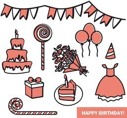 attributes birthday girl