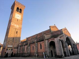 basilica di s. Maria Assunta e S. Sigismondo