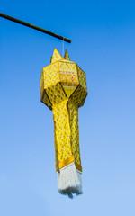Thai style lantern