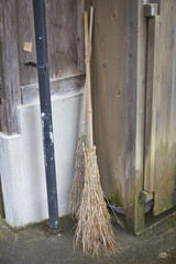 Broom straw