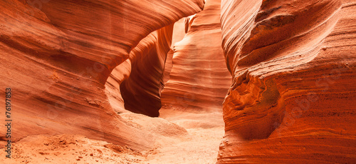 canvas print picture Antelope Canyon