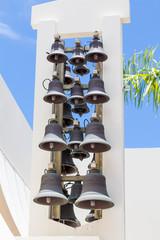 Brass Church Bells