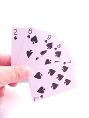ポーカー・トランプ