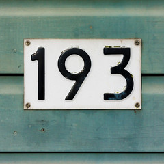 house number 193