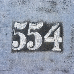 house number 544