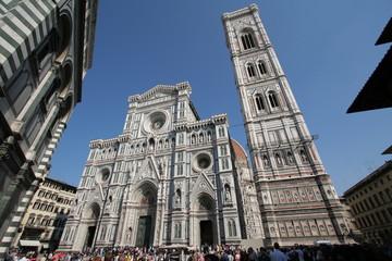 フィレンツェのドゥオーモ サンタ・マリア・デル・フィオーレ大聖堂 Duomo Santa Maria del Fiore