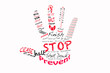 Stop - RIght Hand - Without Border - 76202843