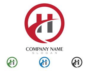 High Way Logo Template 1
