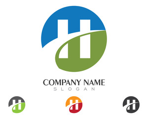 High Way Logo Template 2