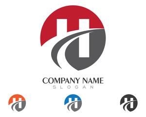 High Way Logo Template 4