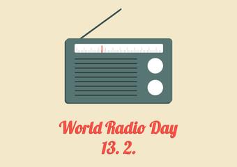 World Radio Day poster