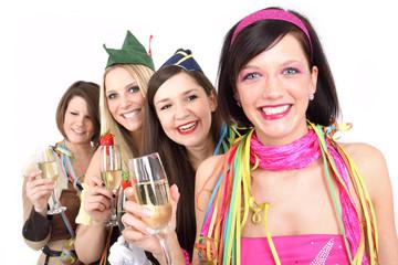 Party im Karneval