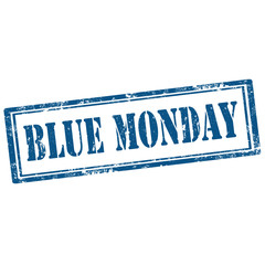 Blue Monday-stamp