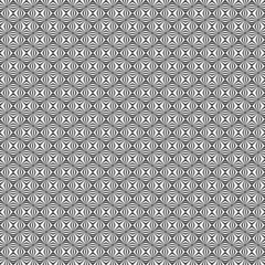 Seamless texture (black-and-white triangle)